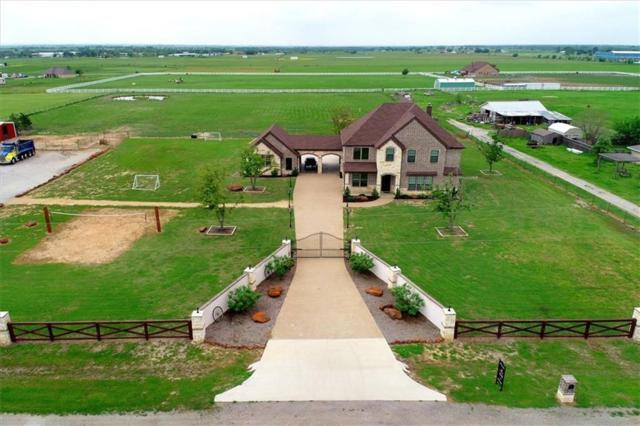 13550 Private Road 5805, Pilot Point, TX 76258 (MLS #14071978) :: Team Hodnett
