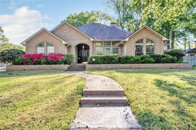 1889 Bent Tree Lane, Tyler, TX 75703 (MLS #14072005) :: RE/MAX Town & Country