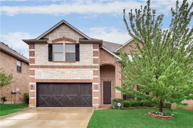 3217 Evening Wind Road, Denton, TX 76208 (MLS #14072020) :: Real Estate By Design
