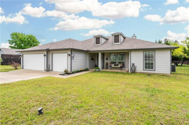635 Matador Drive, Oak Point, TX 75068 (MLS #14072023) :: The Heyl Group at Keller Williams