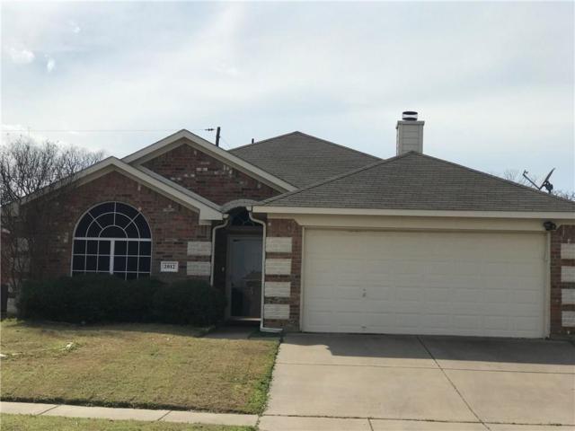2012 Kingsbrook Trail, Fort Worth, TX 76120 (MLS #14072053) :: Potts Realty Group