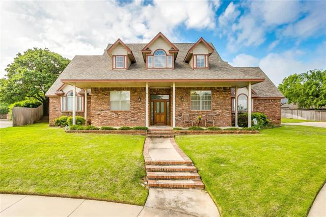 904 Oak Crest Court, Burleson, TX 76028 (MLS #14072060) :: The Mitchell Group