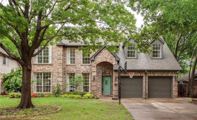 5115 Shadow Glen Drive, Grapevine, TX 76051 (MLS #14072086) :: The Real Estate Station