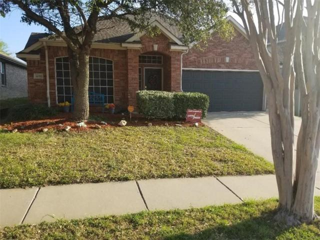 4659 Buffalo Bend Place, Fort Worth, TX 76137 (MLS #14072131) :: Real Estate By Design