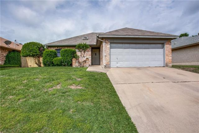 6212 Aires Drive, Arlington, TX 76001 (MLS #14072178) :: The Hornburg Real Estate Group