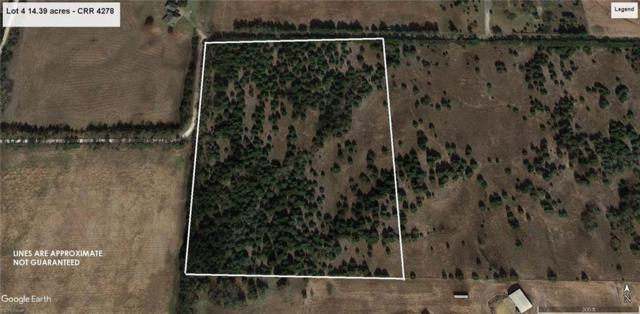 Lot 4 County Road 4728, Cumby, TX 75433 (MLS #14072221) :: Robbins Real Estate Group