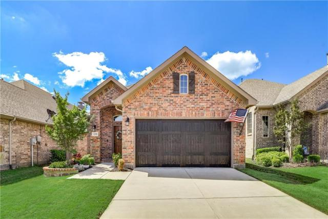 1150 Montgomery Way, Argyle, TX 76226 (MLS #14072274) :: The Rhodes Team