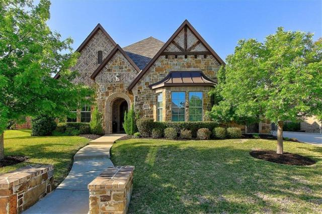 108 Hawks Ridge Trail, Colleyville, TX 76034 (MLS #14072278) :: The Tierny Jordan Network