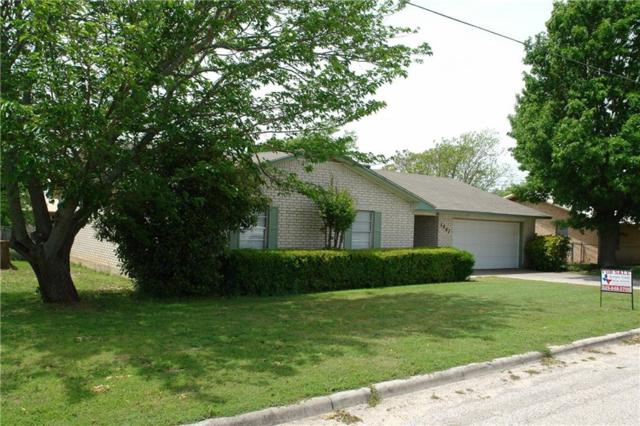 1901 Peach, Goldthwaite, TX 76844 (MLS #14072353) :: RE/MAX Town & Country