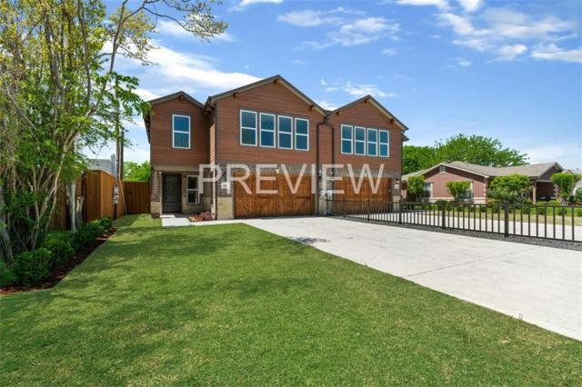 801 N Nursery Road, Irving, TX 75061 (MLS #14072401) :: The Hornburg Real Estate Group