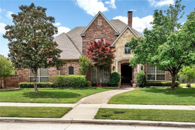 617 Waverly Lane, Coppell, TX 75019 (MLS #14072471) :: The Hornburg Real Estate Group