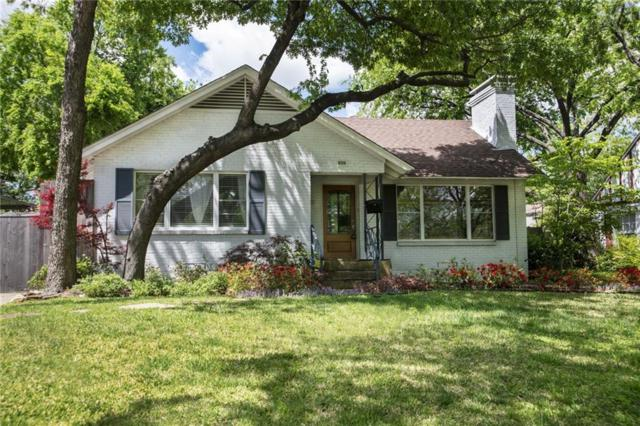 935 Lausanne Avenue, Dallas, TX 75208 (MLS #14072532) :: Real Estate By Design