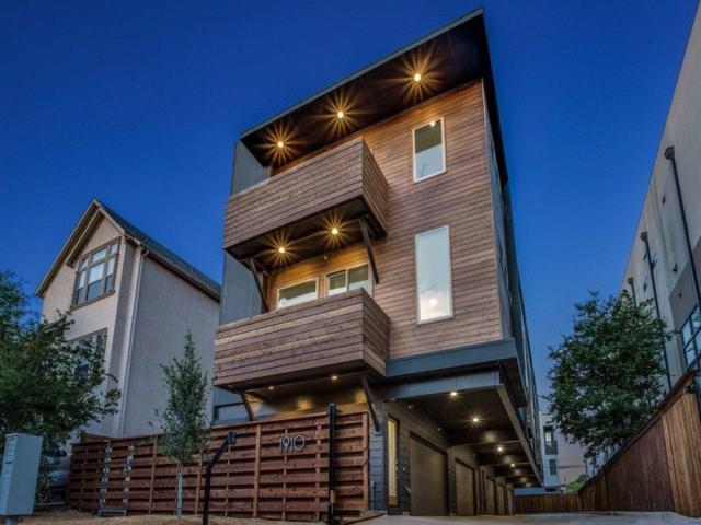 1910 Euclid Avenue #5, Dallas, TX 75206 (MLS #14072535) :: Robbins Real Estate Group