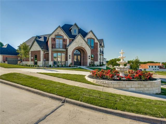 2413 Versailles Drive, Heath, TX 75032 (MLS #14072540) :: RE/MAX Landmark