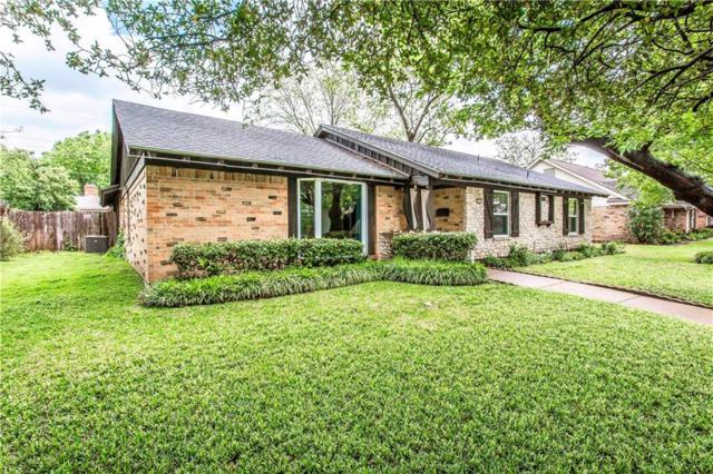 2652 Beechmont Drive, Dallas, TX 75228 (MLS #14072572) :: The Hornburg Real Estate Group