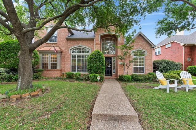 1025 Cherrywood Trail, Coppell, TX 75019 (MLS #14072619) :: RE/MAX Town & Country