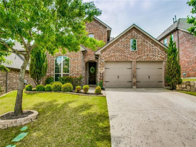 6321 Falcon Ridge Lane, Mckinney, TX 75071 (MLS #14072644) :: The Paula Jones Team | RE/MAX of Abilene