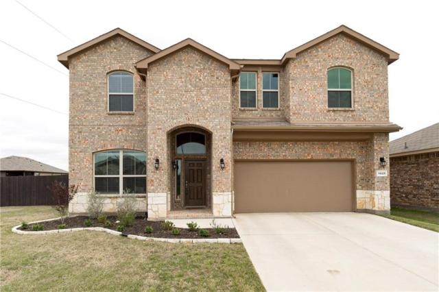 1025 Doe Meadow Drive, Fort Worth, TX 76028 (MLS #14072665) :: RE/MAX Town & Country