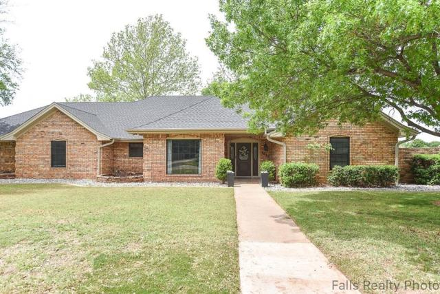 1610 Brazos Street, Wichita Falls, TX 76309 (MLS #14072679) :: The Real Estate Station