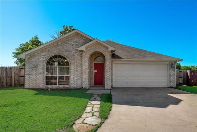 112 Enchanted Court, Grand Prairie, TX 75050 (MLS #14072723) :: The Hornburg Real Estate Group