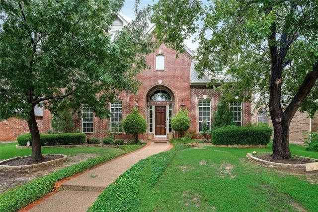 1869 Hathaway Lane, Frisco, TX 75036 (MLS #14072761) :: The Mitchell Group