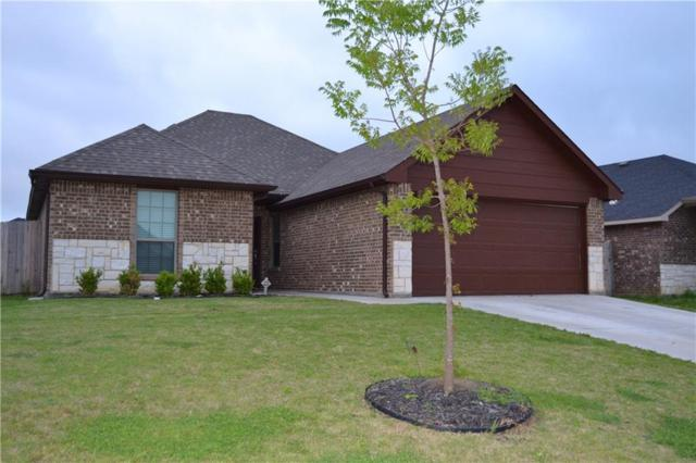 707 Woodcrest Drive, Ennis, TX 75119 (MLS #14072788) :: RE/MAX Town & Country