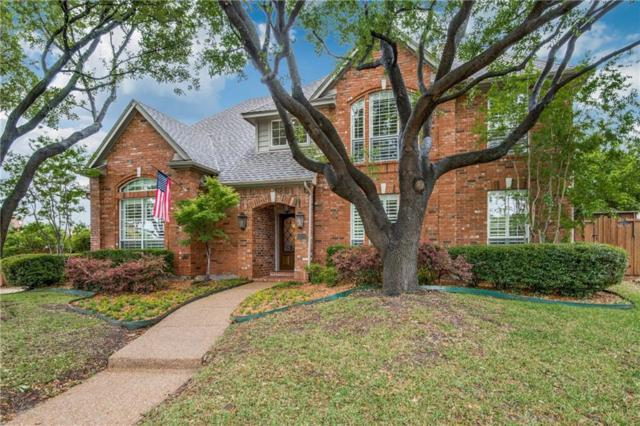 6100 Aberdeen Drive, Plano, TX 75093 (MLS #14072812) :: The Mitchell Group