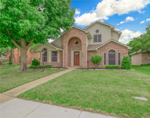 2116 Larkspur Street, Flower Mound, TX 75028 (MLS #14072814) :: The Rhodes Team