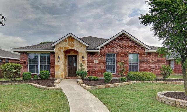 3960 Palace Place, Frisco, TX 75033 (MLS #14072869) :: Kimberly Davis & Associates