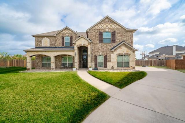 309 Copper Cove Court, Mansfield, TX 76063 (MLS #14072878) :: The Hornburg Real Estate Group