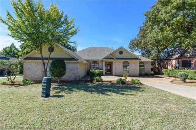 3006 Oakhurst Street, Denton, TX 76210 (MLS #14072897) :: RE/MAX Town & Country