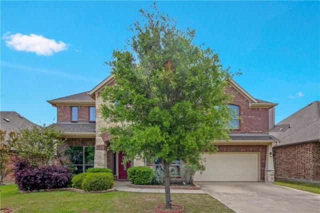917 Tara Drive, Burleson, TX 76028 (MLS #14072938) :: The Hornburg Real Estate Group