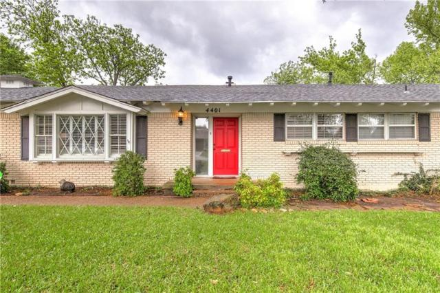 4401 Stonedale Road, Fort Worth, TX 76116 (MLS #14072940) :: NewHomePrograms.com LLC