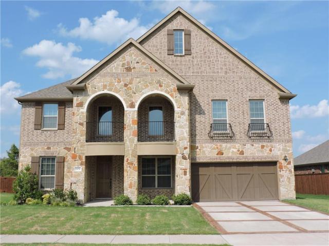5070 Kerstyn Drive, Frisco, TX 75036 (MLS #14072996) :: Kimberly Davis & Associates