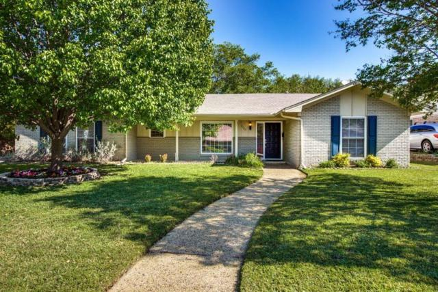 2707 N Surrey Drive, Carrollton, TX 75006 (MLS #14073028) :: RE/MAX Town & Country