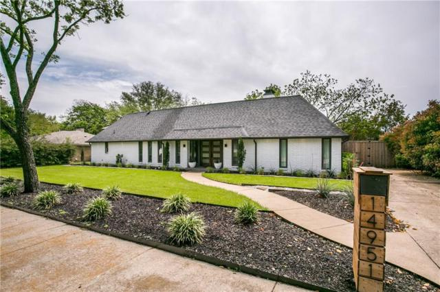 14951 Knollview Drive, Dallas, TX 75248 (MLS #14073161) :: Robbins Real Estate Group