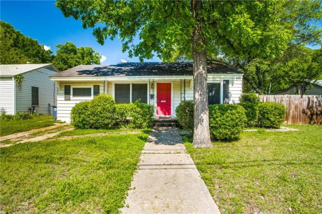 1000 Northwood Road, Fort Worth, TX 76107 (MLS #14073165) :: Real Estate By Design