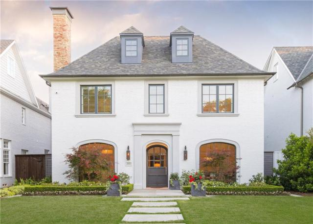 3921 Bryn Mawr Drive, University Park, TX 75225 (MLS #14073230) :: RE/MAX Town & Country