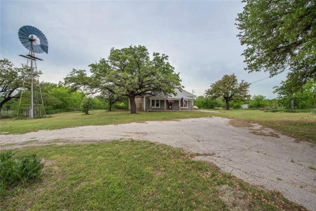 1021 Dill Road, Weatherford, TX 76085 (MLS #14073281) :: The Paula Jones Team | RE/MAX of Abilene