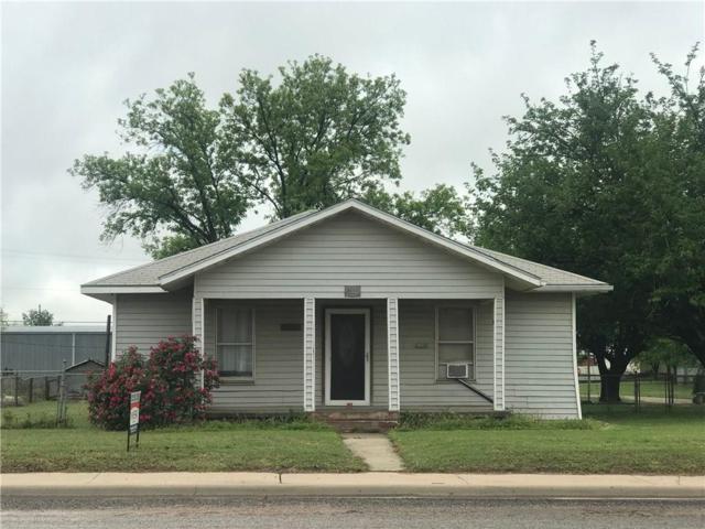 607 N 1st Street, Haskell, TX 79521 (MLS #14073367) :: The Paula Jones Team | RE/MAX of Abilene