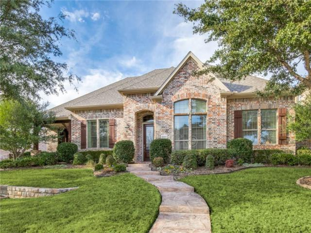 6168 Sweeney Trail, Frisco, TX 75034 (MLS #14073412) :: The Hornburg Real Estate Group