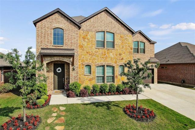 5713 Tawakoni Drive, Denton, TX 76226 (MLS #14073449) :: Real Estate By Design