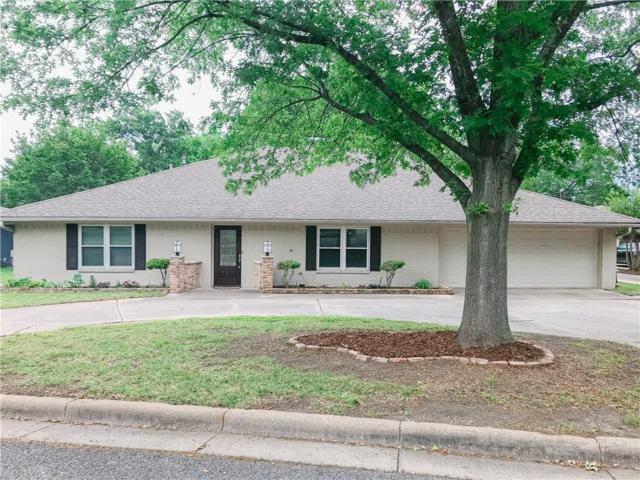 321 Woodcrest Circle, Sulphur Springs, TX 75482 (MLS #14073457) :: The Hornburg Real Estate Group