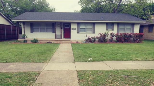 535 E Polk Street, Richardson, TX 75081 (MLS #14073472) :: Robbins Real Estate Group