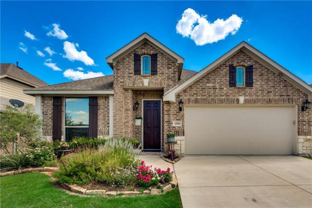 1208 Woodlawn Avenue, Burleson, TX 76028 (MLS #14073482) :: Baldree Home Team