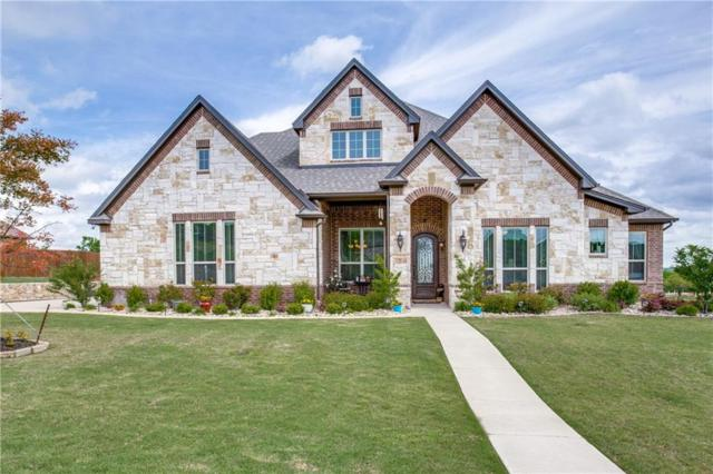600 Falls Creek Court, Burleson, TX 76028 (MLS #14073528) :: The Hornburg Real Estate Group