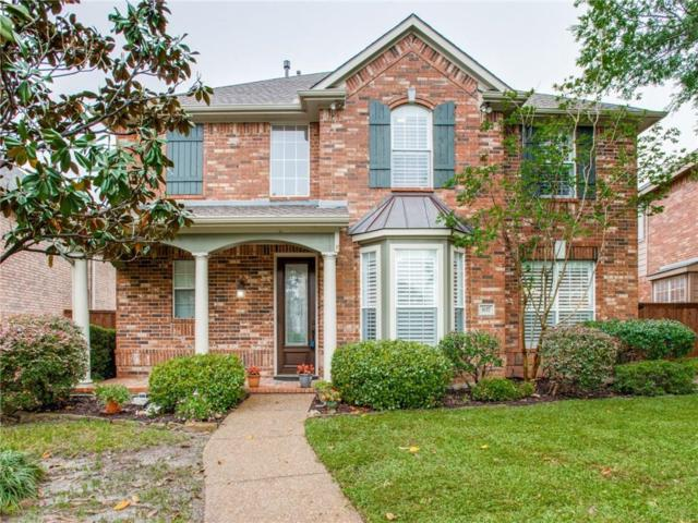 1617 Hawkins Court, Carrollton, TX 75010 (MLS #14073566) :: Kimberly Davis & Associates