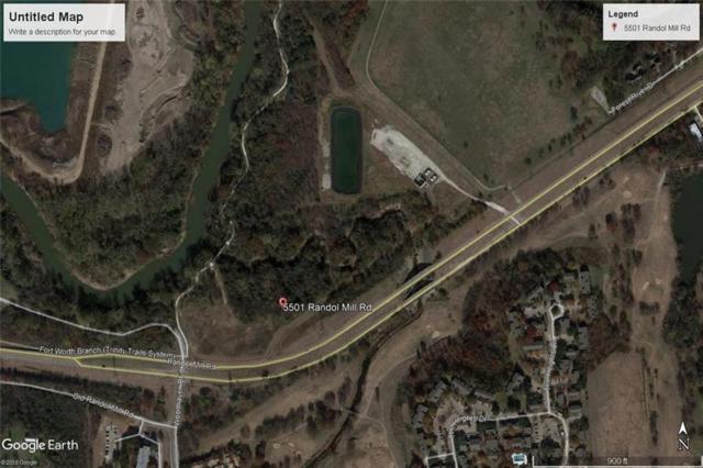 5501 Randol Mill Road, Fort Worth, TX 76112 (MLS #14073601) :: The Hornburg Real Estate Group