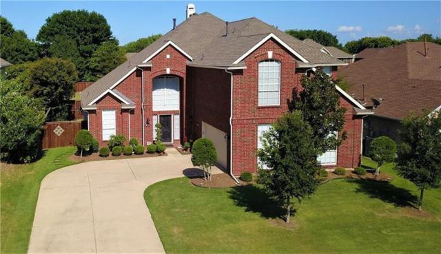 6204 Plantation Lane, Frisco, TX 75035 (MLS #14073664) :: Kimberly Davis & Associates