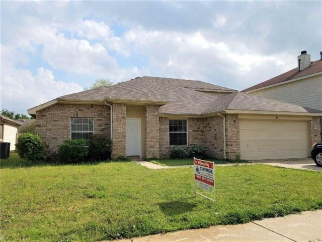 309 Sun Meadow Lane, Fort Worth, TX 76140 (MLS #14073705) :: RE/MAX Town & Country